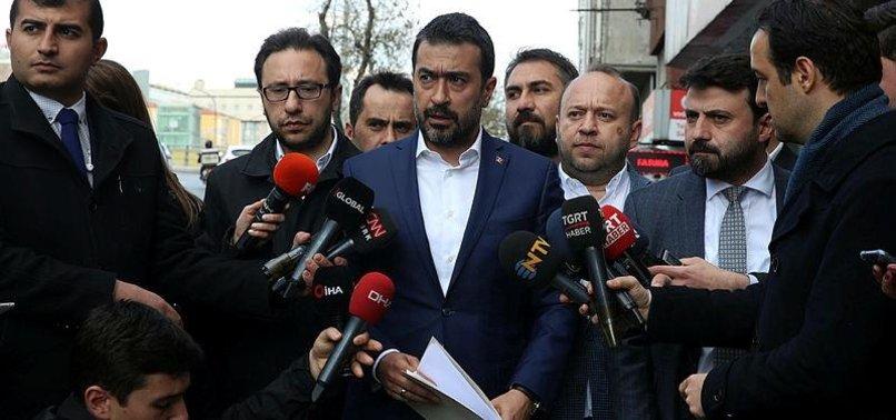 TURKEY'S RULING PARTY CONTESTS ANKARA BALLOT RESULTS