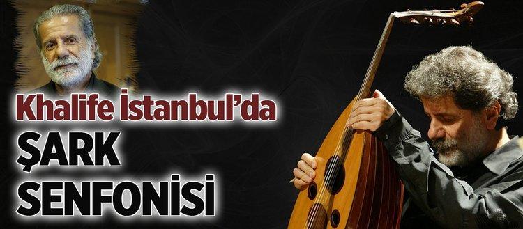 Marcel Khalife, İstanbul'da konser verecek