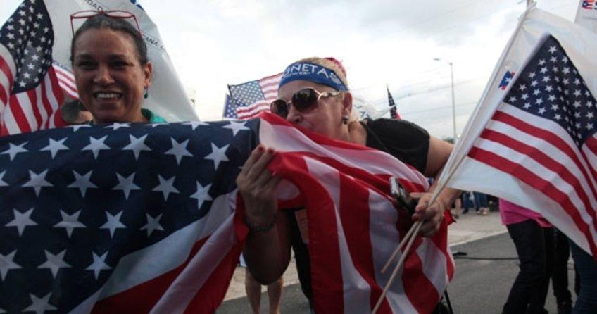 Porto Riko'da 'ABD'ye katılalım' referandumu