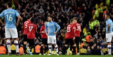 Man City title hopes in tatters after derby loss to Red Devils