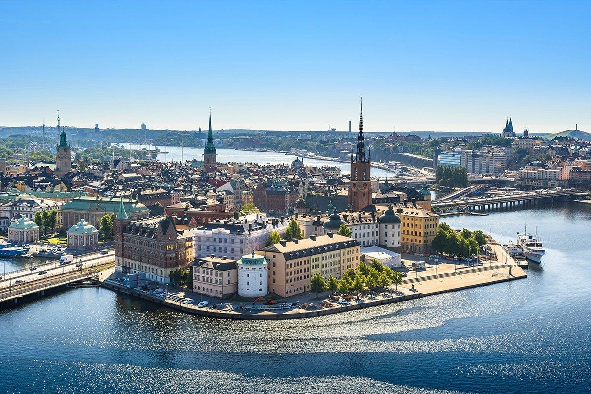 VİKİNG DİYARINA ZİYARET: STOCKHOLM
