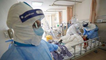 Çinde 103 Yaşındaki Kadın Koronavirüsü Yendi