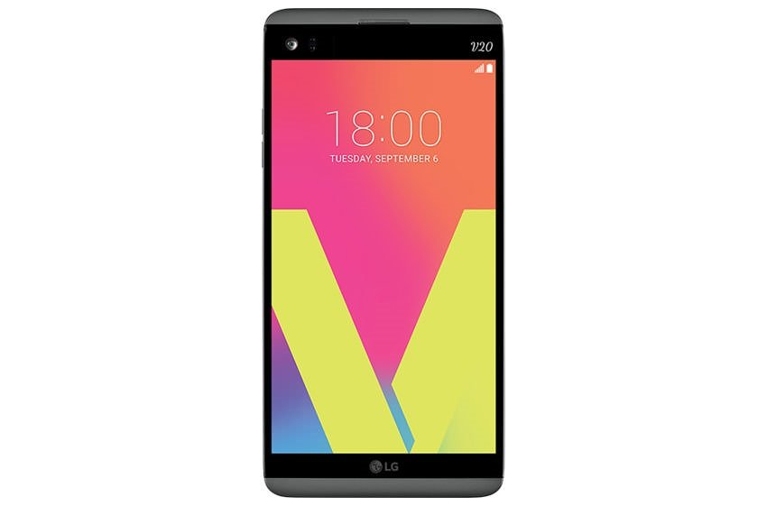 LG V20 (2 ekran ve 3 kameralı telefon)