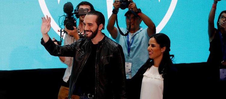 El Salvador'a Filistin kökenli başkan