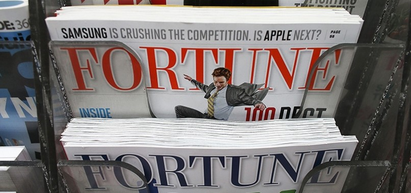 US MEDIA GIANT MEREDITH TO SELL FORTUNE BRAND FOR $150 MILLION