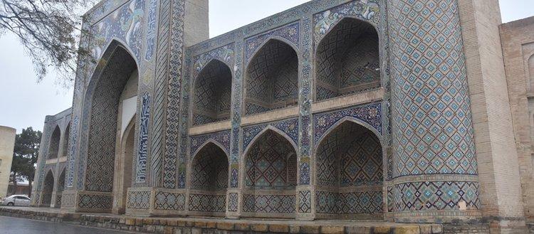Orta Asyanın ruhani kalbi: Buhara