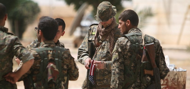 RACIST SDF MILITANT SHOOTS US SOLDIER FOR HELPING NON-KURDISH MAN - REPORT