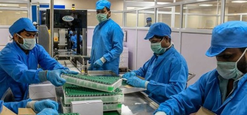 AFRICA DROPS PLANS TO BUY VACCINES FROM SERUM INSTITUTE