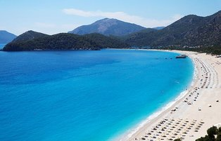 Worldwide-known tourist destination Antalya awaits for its local and foreign visitors with hundreds of eco-friendly beaches