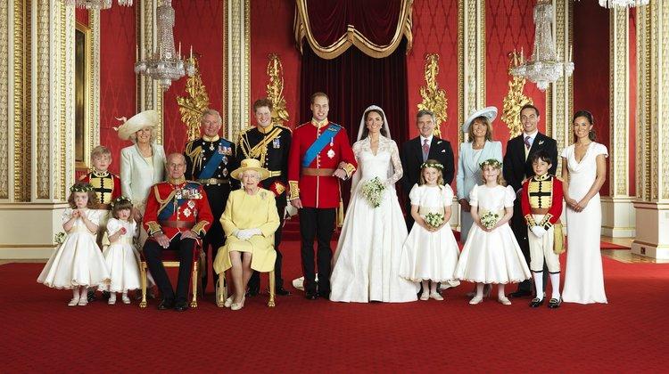 İngiliz Kraliyet Ailesi'nin kuralları!