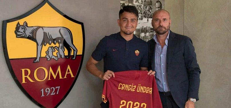 ROMA EXTEND CENGIZ'S CONTRACT UNTIL 2023