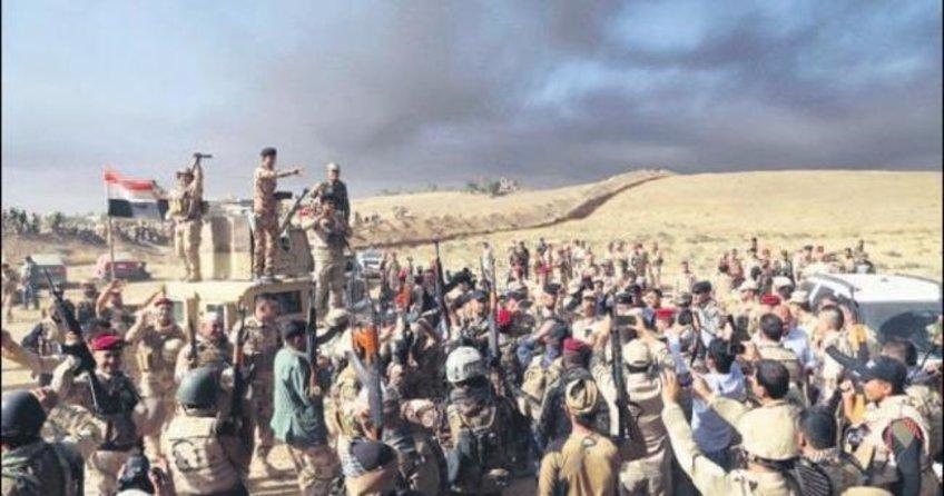 DEAŞ, Musul'da 284 kişiyi infaz etti
