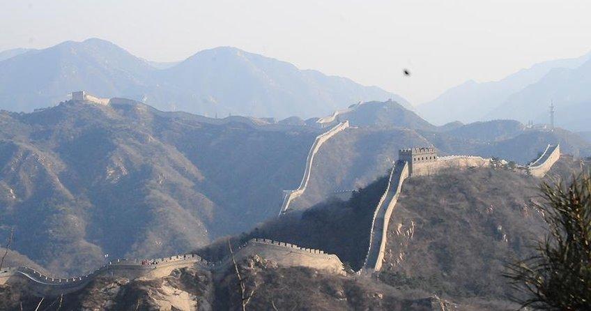 Çinde 2 bin yıllık antik kent bulundu