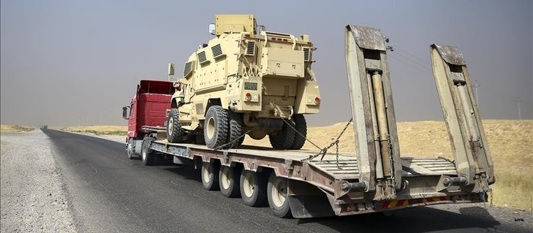 ABD'nin Kerkük'e takviye güç gönderdiği iddia edildi