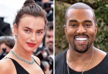 Irina Shayk ile Kanye West Aşkı Belgelendi
