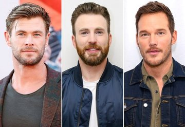 Chris Hemsworth'den Chris Evans'a Esprili Doğum Günü Kutlaması