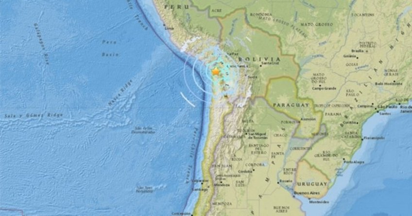 Deprem üç ülkeyi salladı!