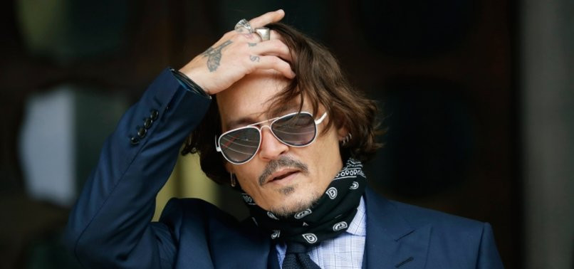 HOLLYWOOD STAR JOHNNY DEPP LOSES UK LIBEL CASE OVER WIFE-BEATER STORY