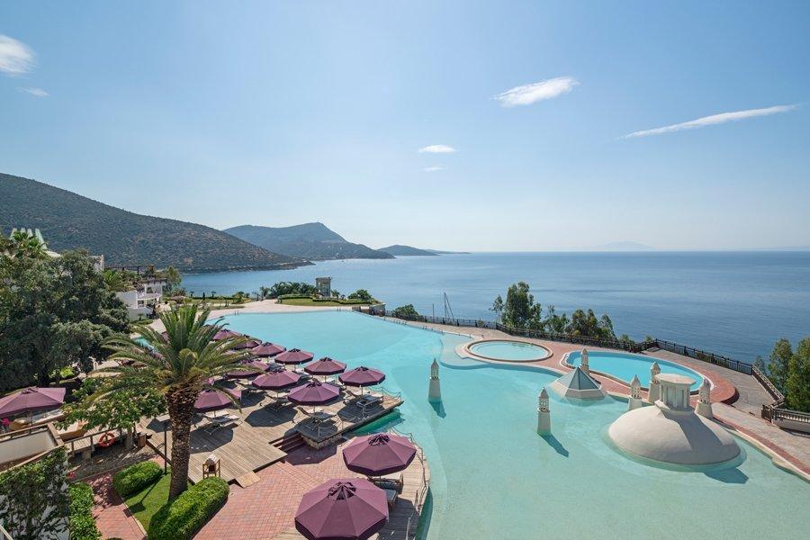 KEMPİNSKİ HOTEL BARBAROS BAY İLE WORLD TRAVEL AWARDS'A LAYIK GÖRÜLDÜ