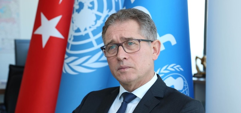 UNICEF REPRESENTATIVE IN TURKEY PHILIPPE DUAMELLE: UNICEF SUPPORTS EFFORTS TO PREVENT LOST GENERATION OF REFUGEE CHILDREN
