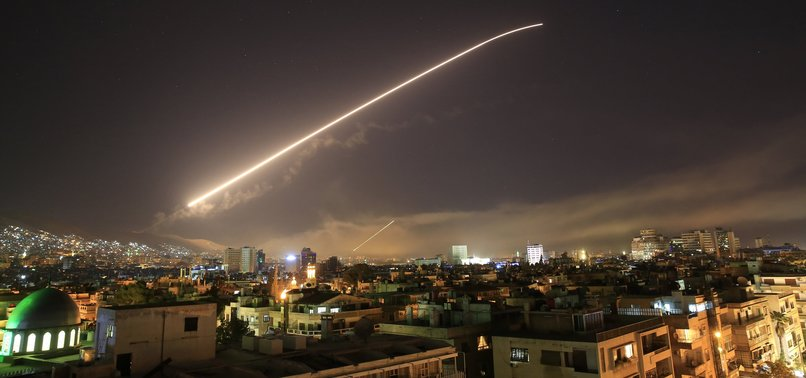 ISRAEL BOMBS DAMASCUS, KILLING 7, INCLUDING 4 IRANIANS