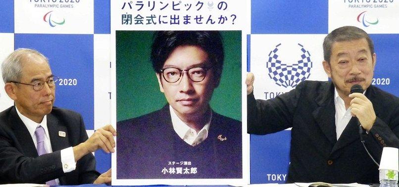 TOKYO 2020 OPENING CEREMONY DIRECTOR FIRED OVER HOLOCAUST JOKE