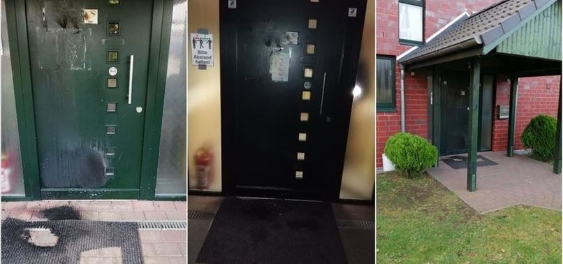 ARSON ATTACK TARGETS MOSQUE IN ITZEHOE, GERMANY