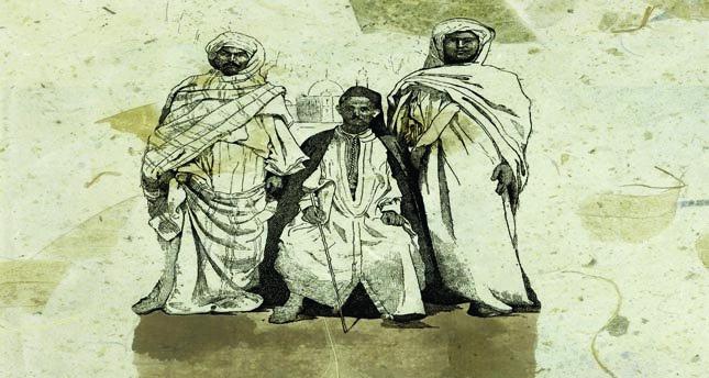 Dervişlerin şehri Kudüs