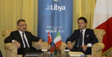 VP Oktay discusses bilateral ties with Italy's Conte