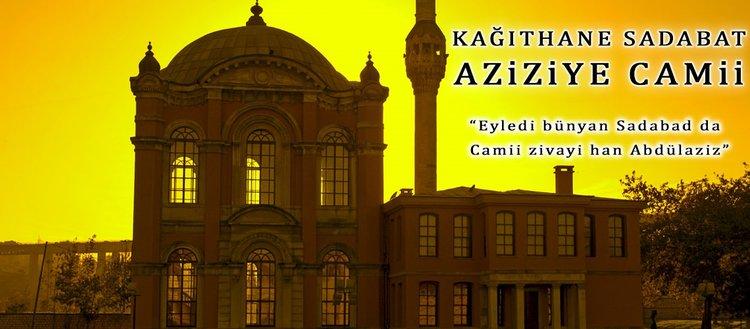 Kağıthane Sadabat Aziziye Camii
