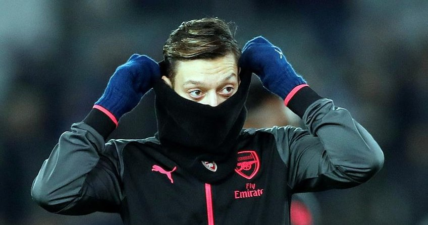 Mesut Özil'den çılgın talep