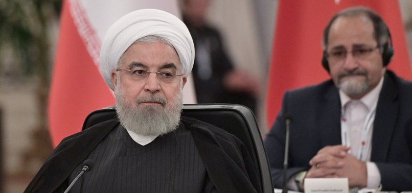 IRANS ROUHANI SAYS ARAMCO ATTACKS WERE A RECIPROCAL RESPONSE BY YEMEN