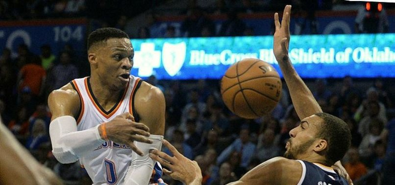 RUSSELL WESTBROOK SIGNS FOR WASHINGTON WIZARDS