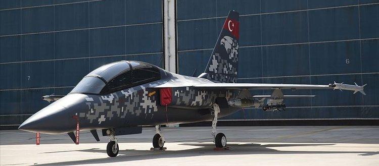 Türkiye'nin ilk süpersonik jet eğitim uçağı projesi: Hürjet