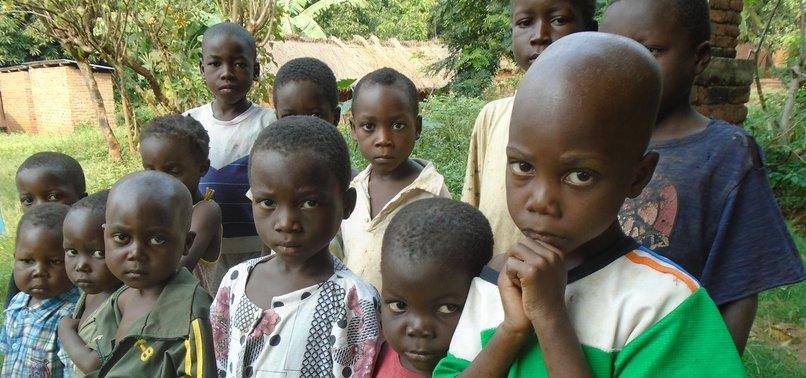OVER 800,000 CHILDREN DISPLACED IN EASTERN DRC: UNICEF