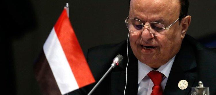 Yemen Cumhurbaşkanı Hadi'den bağımsız Filistin devletine destek