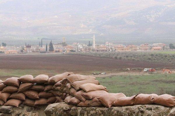 Hudut Birlikleri, PYD kontrolündeki Afrin sınırında kuş uçurtmuyor