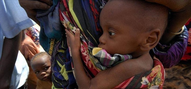 WORLD MAY FACE FAMINES IN COMING PERIOD