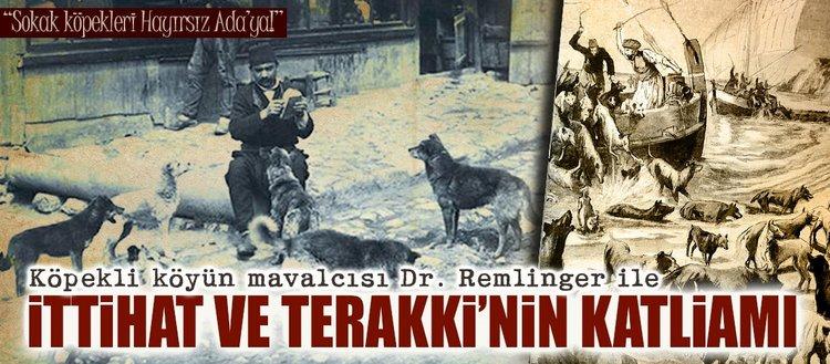 Köpekli köyün mavalcısı Dr. Remlinger