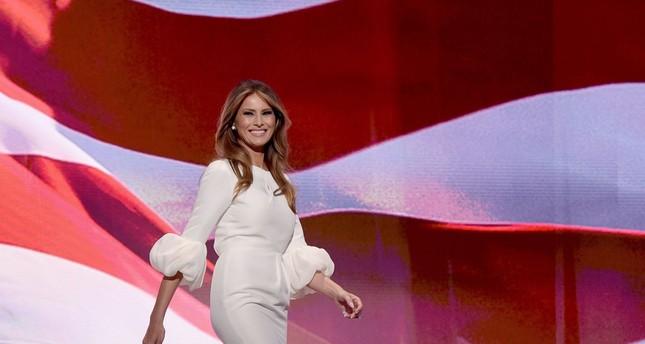 Melania Trump splits fashion world into two