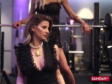 Tuğba Coşkun & Şeyda Coşkun Yeğin röportajının backstage videosu