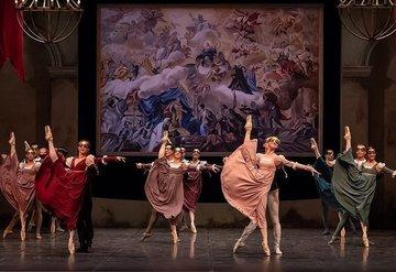 Romeo ve Juliet Balesi Antalyalı Sanatseverlerle Buluşacak