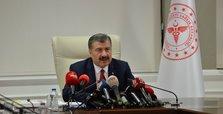 Turkey's coronavirus death toll increases by 79 to 356