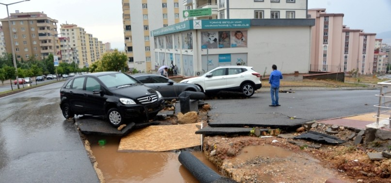 MOTHER, TWO CHILDREN DROWN AFTER FLOOD ENGULFS BASEMENT IN SOUTHEASTERN TURKEY