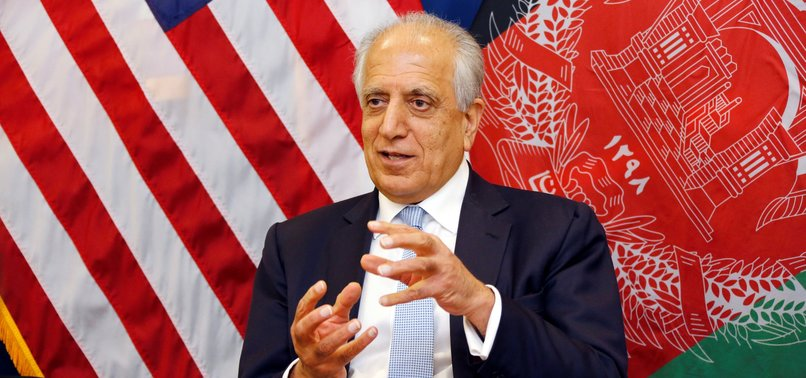 US-TALIBAN DEAL TO SEE US PULL TROOPS FROM FIVE BASES: US ENVOY