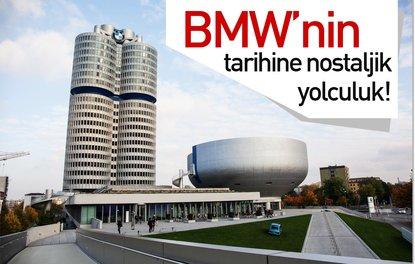 BMWnin tarihine nostaljik bir yolculuk