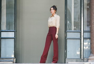 Victoria Beckham İlkbahar/Yaz 2020