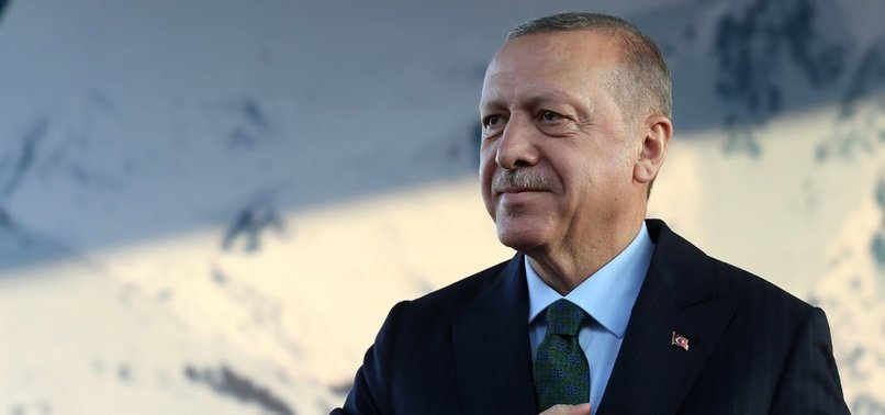 ERDOĞAN CALLS ON UNITED STATES TO ENSURE YPG PULLOUT FROM NE SYRIA