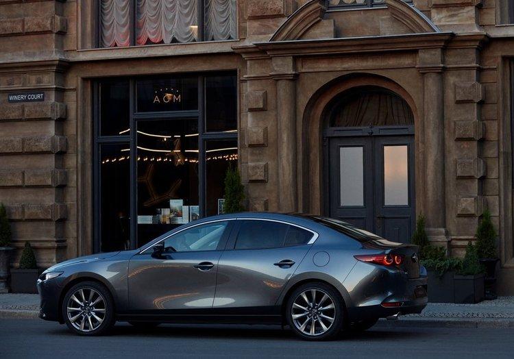 İlk bakış: Mazda 3