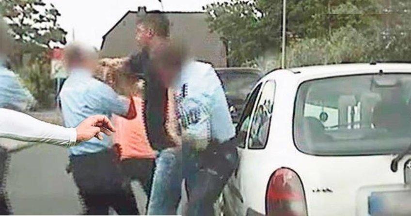 Dayakçı polise ceza indirimi